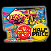 Half Price Celebration Selection Box
