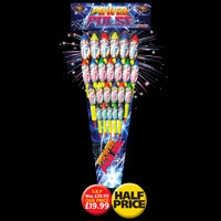 Half Price Power Pulse Rockets