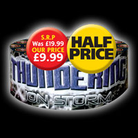 Half Price Thundering Ion Storm