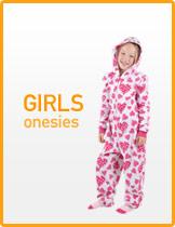 Girls Onesies