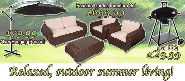Latest deals from XS-Stock.co.uk on Relaxed Outdoor Living id=82224